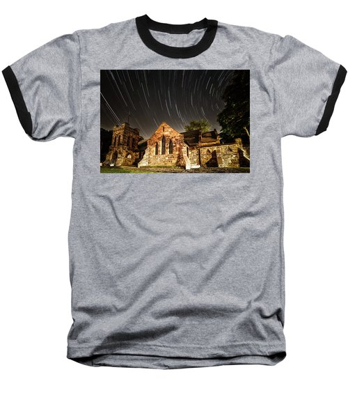 Old Church Baseball T-Shirt