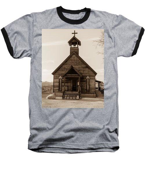 Old Church Baseball T-Shirt