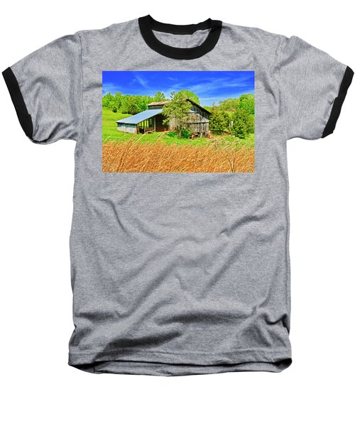 Old Country Barn Baseball T-Shirt