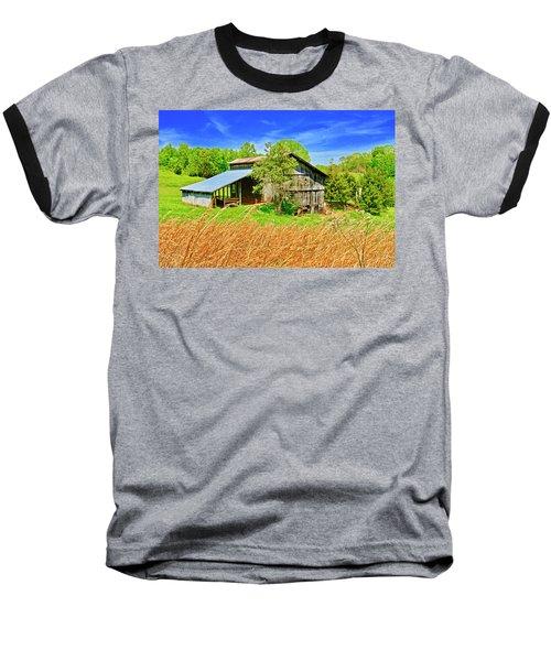 Old Country Barn Baseball T-Shirt