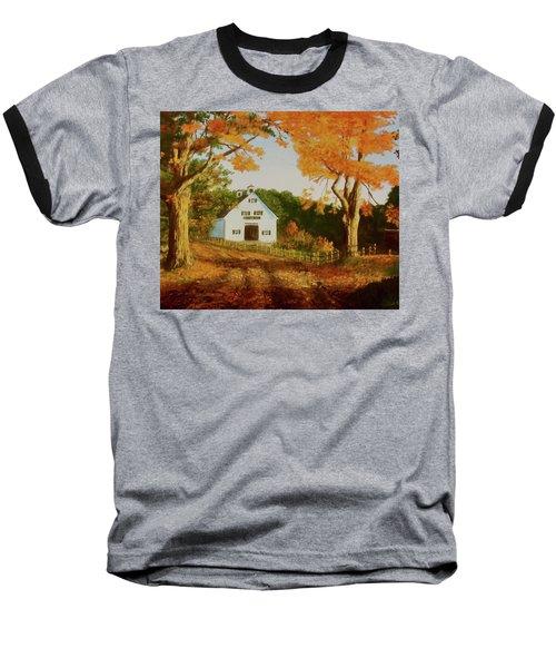 Old Country Road Baseball T-Shirt