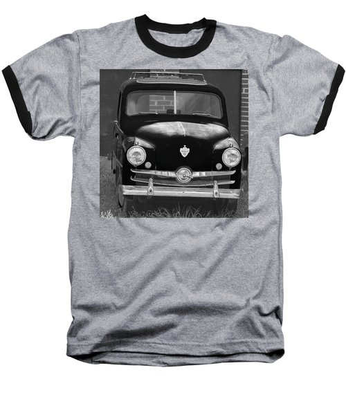 Old Crosley Motor Car Baseball T-Shirt