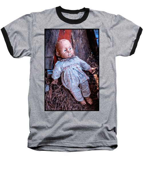 Old Doll Baseball T-Shirt