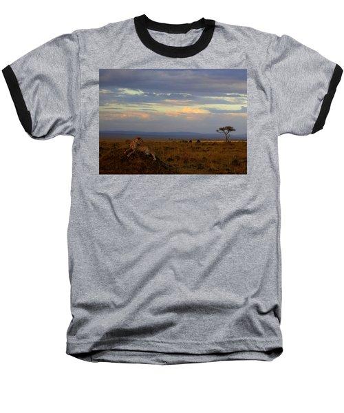 Old Earth Baseball T-Shirt