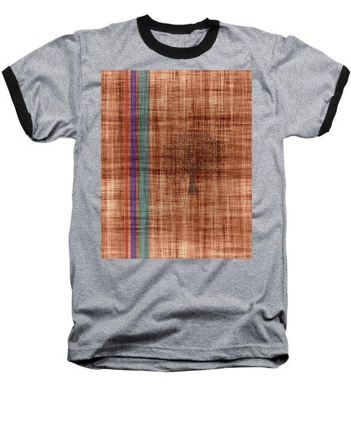 Old Fabric Baseball T-Shirt by Thomas M Pikolin