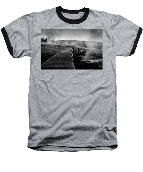 Old Faithful Boardwalk Baseball T-Shirt