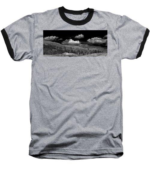 Old Faithful Ir  Baseball T-Shirt