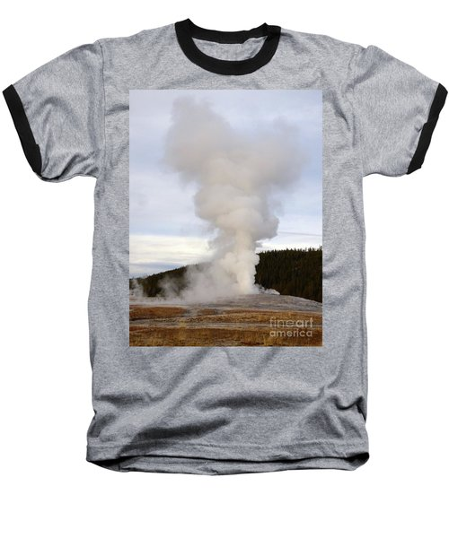 Old Faithful Baseball T-Shirt