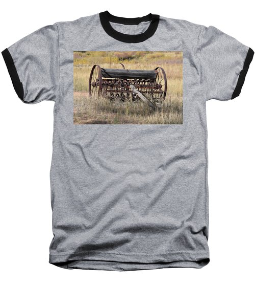 Farm Implament Westcliffe Co Baseball T-Shirt