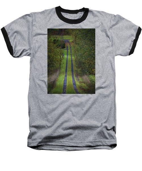 Old Farm Road Baseball T-Shirt