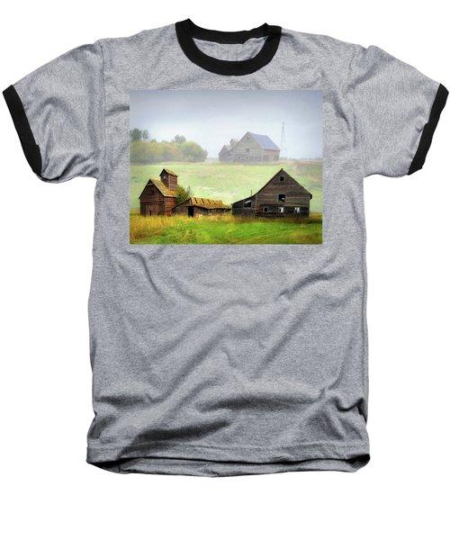Old Farm Baseball T-Shirt