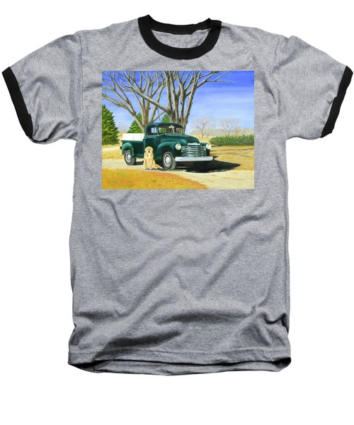 Old Farmhands Baseball T-Shirt