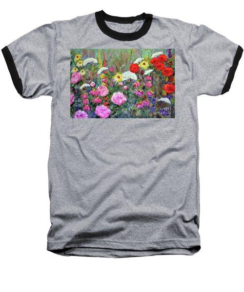 Old Fashioned Garden Baseball T-Shirt