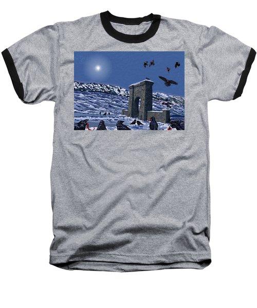 Old Friends Baseball T-Shirt