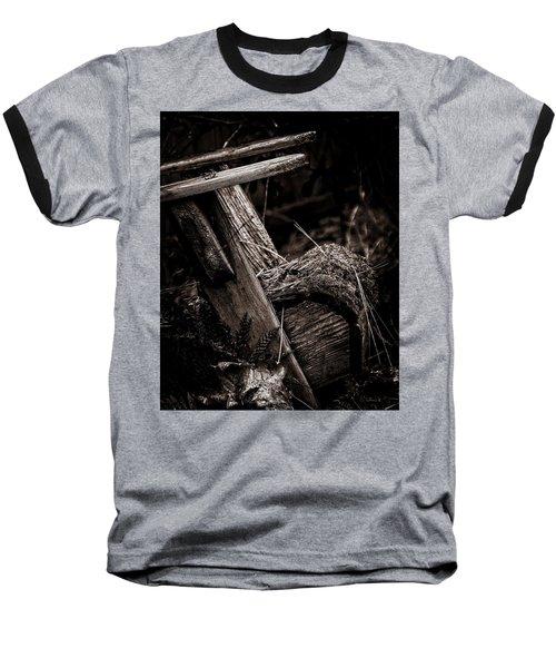 Old Garden Chair. Baseball T-Shirt