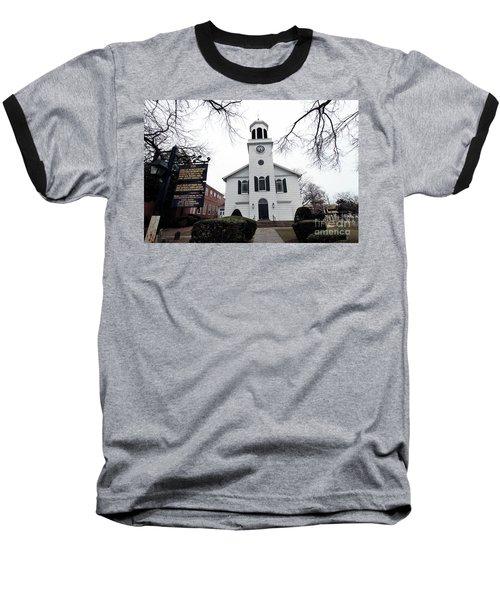 St. Georges Church Episcopal Anglican Baseball T-Shirt
