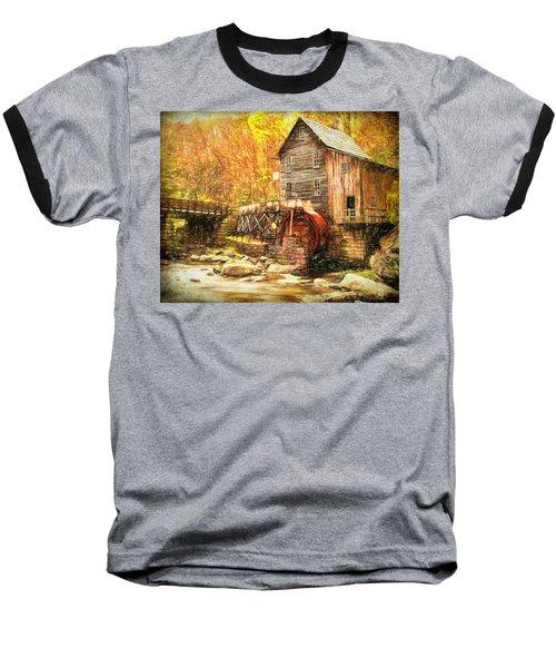 Old Grist Mill Baseball T-Shirt