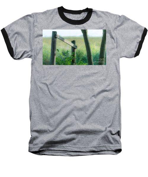 Old Hand Rail Baseball T-Shirt