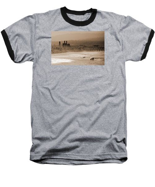 Old Hermosa Beach Baseball T-Shirt