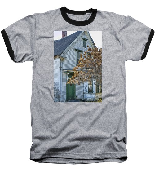 Old Home Baseball T-Shirt by Alana Ranney