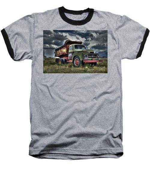 Old International #2 Baseball T-Shirt