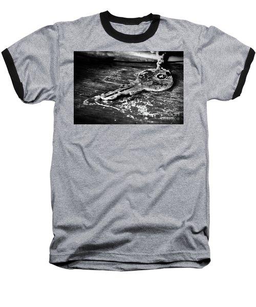 Old Key Baseball T-Shirt