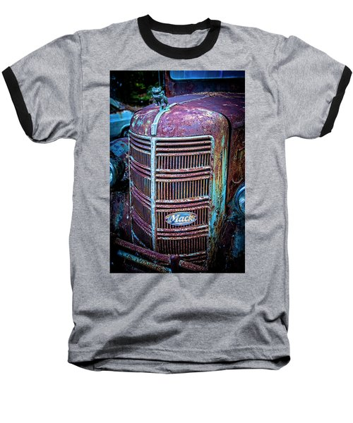 Old Mack Grille Baseball T-Shirt