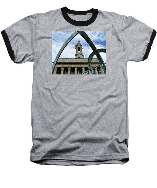 Old Main Thru The Turtle Baseball T-Shirt