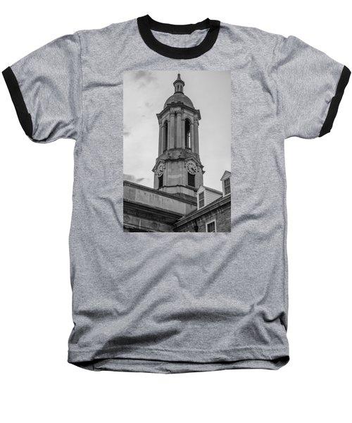 Old Main Tower Penn State Baseball T-Shirt by John McGraw
