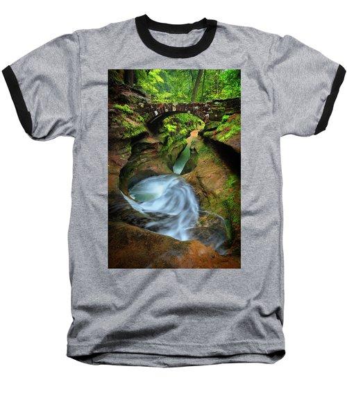 Devil's Bathtub Baseball T-Shirt