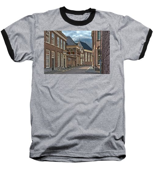 Old Meets New In Zwolle Baseball T-Shirt