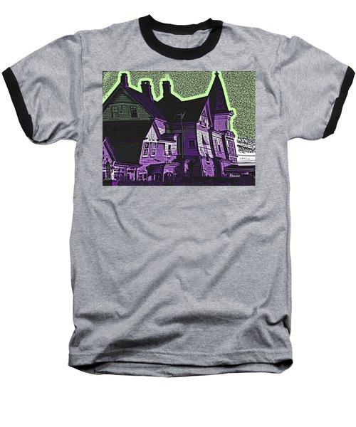 Old Meets New Baseball T-Shirt
