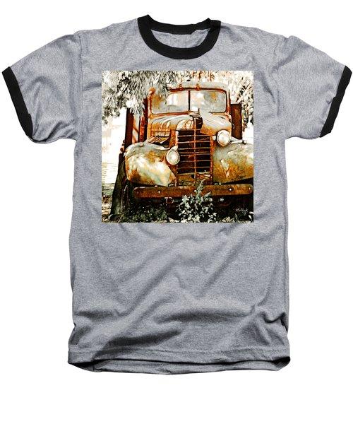 Old Memories Never Die Baseball T-Shirt