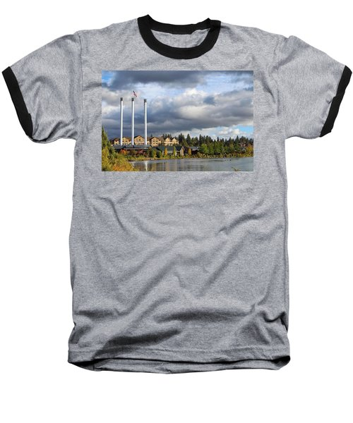 Old Mill District Baseball T-Shirt