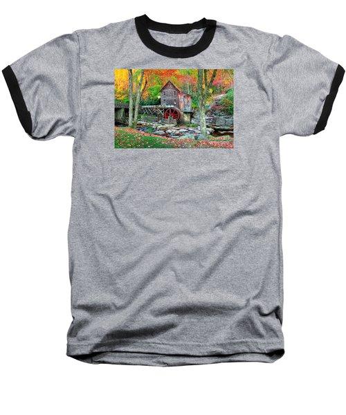 Old Mill Baseball T-Shirt by Emmanuel Panagiotakis