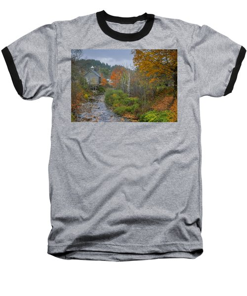 Old Mill New England Baseball T-Shirt