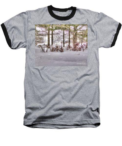 Old 'n Rusty Baseball T-Shirt