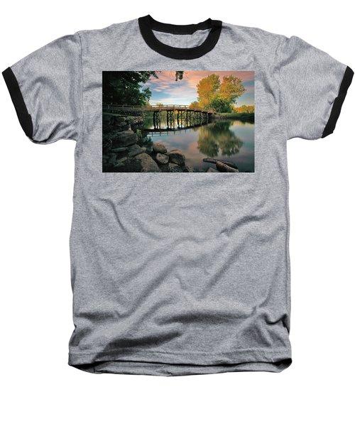 Old North Bridge Baseball T-Shirt