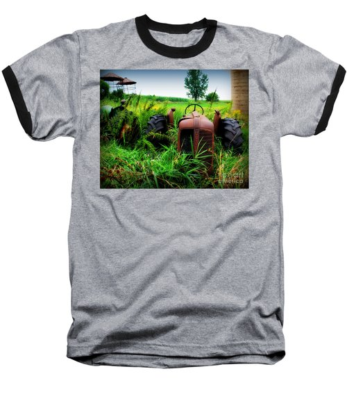 Old Oliver Baseball T-Shirt