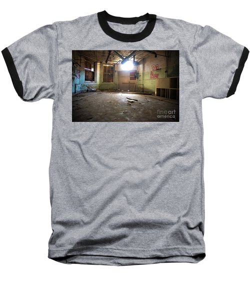 Old Paint Shop Baseball T-Shirt