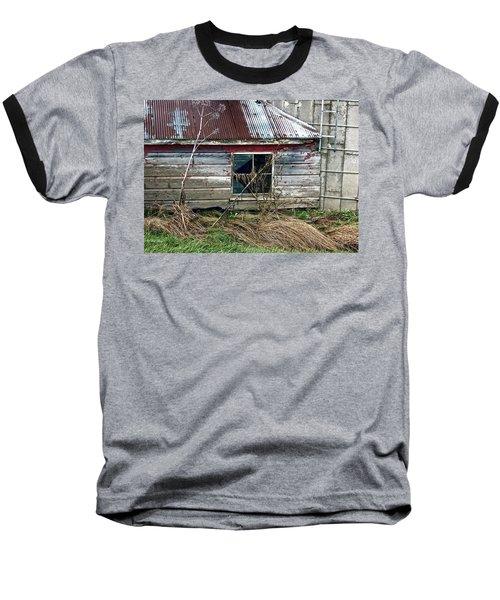 Old Pump House Baseball T-Shirt