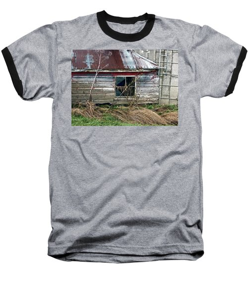Old Pump House Baseball T-Shirt