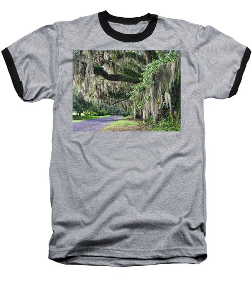 Old Plantation Road Baseball T-Shirt