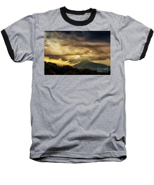 Old Rag View Overlook Baseball T-Shirt
