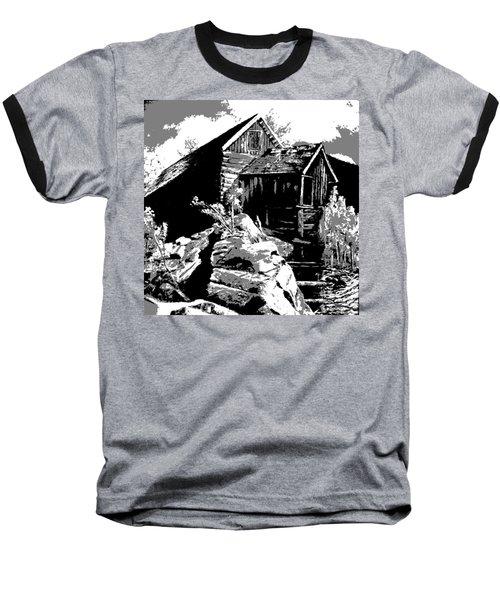 Old Rocky Mill Baseball T-Shirt
