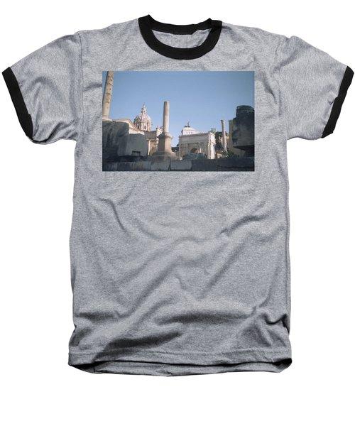 Old Rome Baseball T-Shirt
