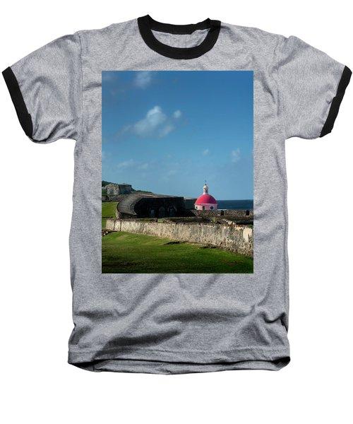 Old San Juan Baseball T-Shirt