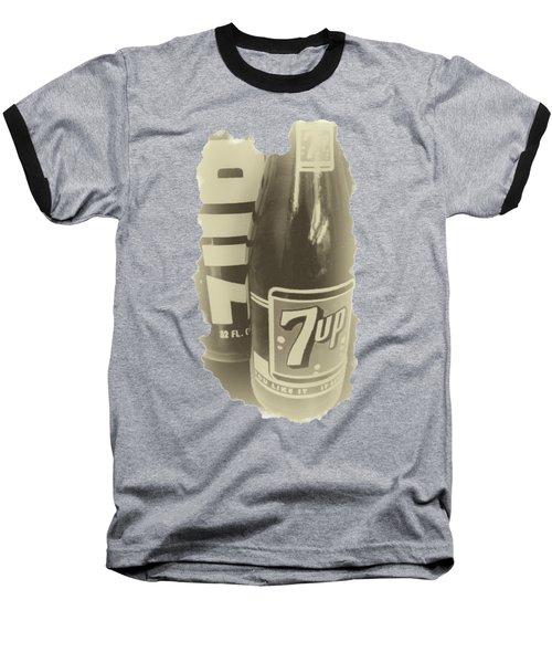 Old School 7up Baseball T-Shirt