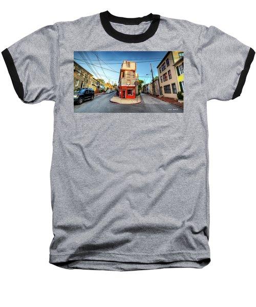 Old School Annapolis Baseball T-Shirt