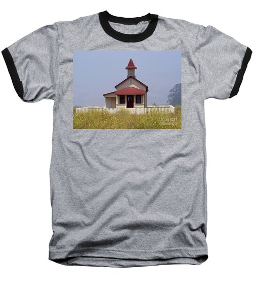 Old School House  Baseball T-Shirt